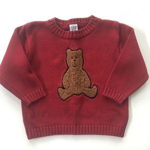 babyGap Teddy Bear Sweater